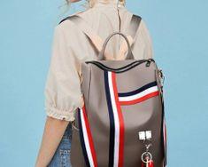 Ruksaky z eko kože - najväčší výber ruksakov vyrobených z eko kože Backpacks, Bags, Fashion, Handbags, Moda, Fashion Styles, Taschen, Fasion, Purse