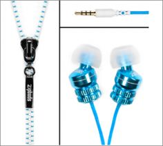 4th Generation Patented Zip buds Cabling: Never Tangles ComfortFit2 Technology: Angled ear bud shape stays in your ear no matter what  http://waytooawesomegadgets.com