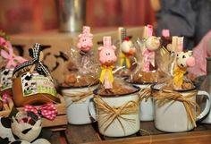festa fazendinha loja Dri Decorações