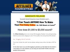 ① Affiliate Marketing - http://www.vnulab.be/lab-review/%e2%91%a0-affiliate-marketing