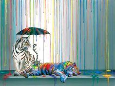 Michael Summers : un univers fantastique et coloré !