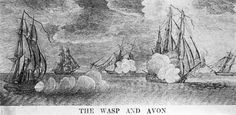 May 1, 1814; the USS Wasp set sail with a crew of 173 men and orders to harass British merchant ships. The mission was North Carolina's most prominent involvement in the War of 1812