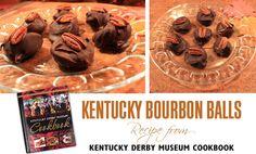 Kentucky Bourbon Balls Recipe