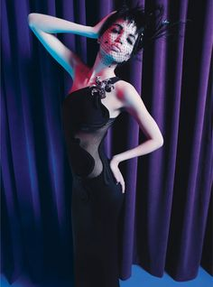 The Night is Young - mario sorrenti march 2012