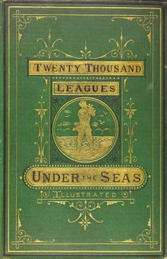 A book of genre fiction in translation. Book Cover Art, Book Cover Design, Book Design, Book Art, Vintage Book Covers, Vintage Books, I Love Books, Good Books, Leagues Under The Sea