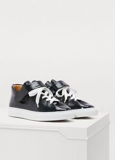 cc88b67e58e0 Women s Rodolphe patent leather sneakers