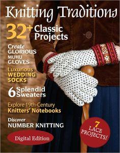 Knitting Traditions, Fall 2012 (Digital Edition) | InterweaveStore.com