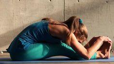 Veronika Tulaeva Yoga Practice