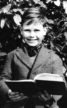 before they were famous Elton John c1953