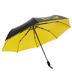 Quality Umbrella, Women Sunny And Rainy Mini Fashion Folding Umbrellas, Little Devil Sun Parasol Umbrella Rain Women #Affiliate