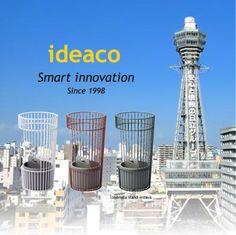 ideaco is a design company in Osaka.