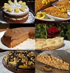 6 Torturi de post Dessert Cake Recipes, Desserts, Food Cakes, Vegan Recipes, Vegan Food, Good Food, Cookies, Nicu, Smoothie
