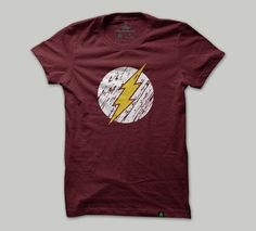 camisa, camiseta anime geek flash masculino feminino