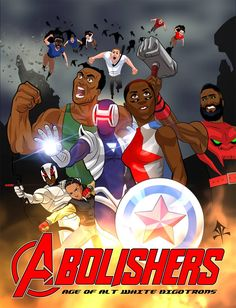 Jamar Logan - Abolishers.