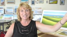 Island artist Susan Christensen creates timeless images of Prince Edward Island landscapes and colourful floras. Prince Edward Island, Limited Edition Prints, Art Gallery, Turquoise, Studio, Artists, Image, Color, Women
