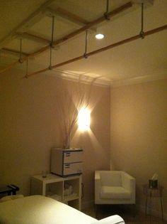office massage on pinterest meditation rooms massage and calming colors. Black Bedroom Furniture Sets. Home Design Ideas
