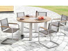 Niehoff Gartenmöbel-Set Nexor Teak-Recycled kaufen im borono Online Shop