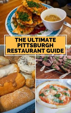 Looking for the best Pittsburgh restaurants? This guide has you covered with hundreds of the city's best spots! Pittsburgh Food, Pittsburgh Restaurants, Visit Pittsburgh, University Of Pittsburgh, Restaurant Guide, Restaurant Recipes, Food Places, Best Places To Eat, The Best