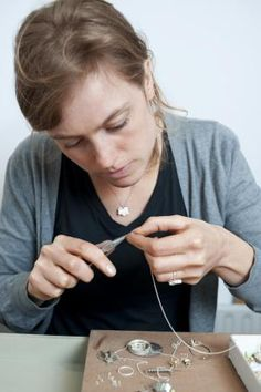 Jewelry Making - Reza Estakhrian Collection/Stone/Getty Images