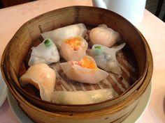 Dim sum: Hong Kong chefs offer authentic dumplings at Le Parc. | REBECCA MILNER