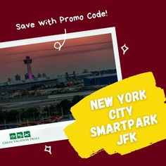 Holiday travel advice - if you'll be traveling this Christmas season out of the John F. Kennedy International Airport in Queens, New York, you need to see this. Find out how you can save money on airport parking. This is with SmartPark JFK. It's a valet parking lot. You get free tea, coffee or hot chocolate
