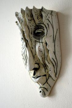 Israeli ArtGallery , ceramic sculpture | Masks