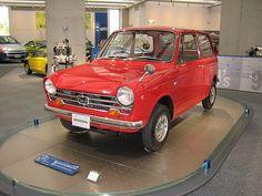 Honda N360 1967