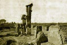 20 de Marzo de 1861 Un terremoto destruye la ciudad de Mendoza