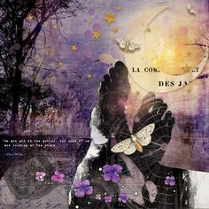 NIGHT: I love this quote !!  I made this page with Preamble from Jen Maddocks, available at Digital Scrapbooking Studio here: https://www.digitalscrapbookingstudio.com/jen-maddocks-designs/