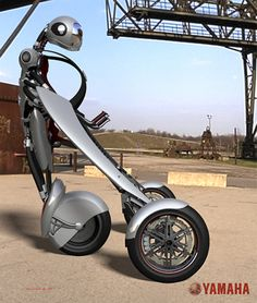♂ Transportation Yamaha concept motorcycle #automotive #Yamaha #motorcycle Deus Ex Machina Motorcycles, Bike Design, Concept Motorcycles, Cars And Motorcycles, Tricycle, Vespa, Cool Bikes, Yamaha, Recreational Vehicles