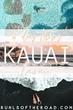 The best Kauai beaches, Kauai hiking, Kauai waterfalls! Top hikes in Kauai, Hawaii & the best things to do on your Kauai trip. Visit the best Hawaii island with this kauai itinerary. Kauai Hawaii beaches | Kauai hiking | best Hawaii island| Kauai itinerary| Kauai Hawaii hikes | things to do in Kauai Hawaii| Kauai snorkeling | Kauai waterfalls| Kauai things to do in | Napali Coast Kauai | packing for hawaii | what to do in Kauai | hawaii tips #kauai #hawaii #hike #beaches #waterfalls #packinglist Hawaii Travel Guide, Maui Travel, Usa Travel Guide, Alaska Travel, Beach Travel, Summer Travel, Beach Trip, Travel Usa, Travel Guides