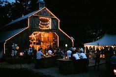 barn wedding. photo by @Michael Ash Smith