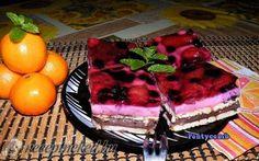 Kekszes-pudingos szelet recept fotóval Tiramisu, Cake, Ethnic Recipes, Food, Pie Cake, Pastel, Meal, Eten, Cakes