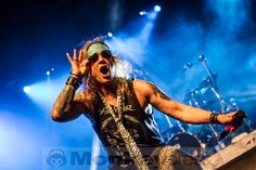 [Photos & Review] Steel Panther - Live in Cologne: http://monkeypress.de/2016/10/live/konzertberichte/steel-panther-koeln-palladium-04-10-2016/