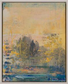 Silence Moves Below Forgotten Trees, 2015 by Gloria Sáez.