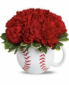 Teleflora's Play Ball Bouquet Flowers  $69.95