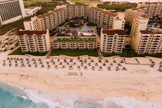 There's two things to do in life; discover what your passion is then realize it. #Cancun