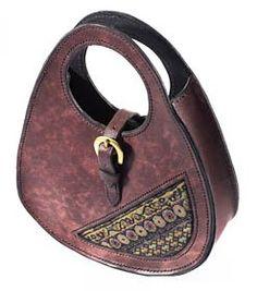 deri giyim aksesuarları: Çanta