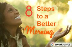 Wake Up Naturally to a More Energized Day #RiseandShine | via @SparkPeople