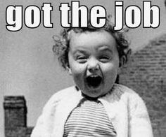 Meme Creator - Completed first day of work at new job Didn ...