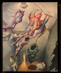VISION (Dorothea Tanning (American, 1910-2012) Avatar,...)