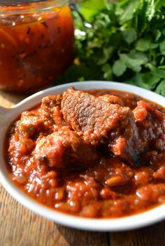 Slow-Cooked BeefCurry