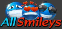 I LOVE this site, it's awesome!  Other free smileys services require their users to download a toolbar or software in order to use smileys. This website does not require log in or registration from its users, or downloading and installation of any kind. Smileys and Emoticons on AllSmileys.com can be used by simply copying and pasting.  AllSmileys.com is the best site for free smileys online. It has thousands of free smileys distributed in dozens of categories including animated, funny, love…