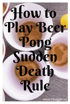 Beer Pong I Quotes I Games I Party I Tips I Rules I Funny I Outside I Table I How to Play I Humor I Drinking Games I Weekend I College I Friends I Ideas