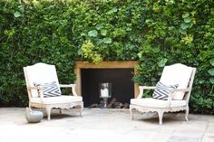 Randle Siddeley | Outdoor fire places