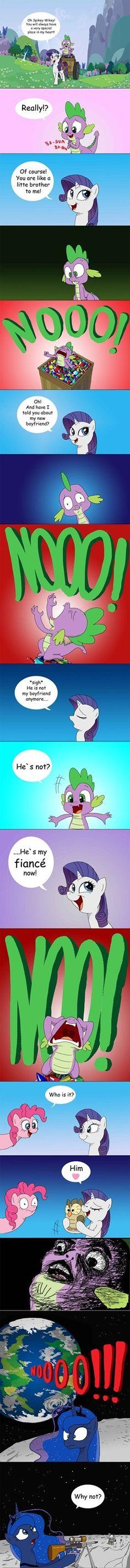 Spike's Worst Nightmare