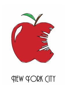 Big Apple by Eclectic Innovations. Really affordable prints on this site!