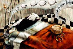 Surrealism, Illusions, Drawings, Inspiration, Illustrations, Home Decor, Sleep Well, Barcelona, Wordpress