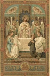Joyous Lessons: Preparation for First Holy Communion