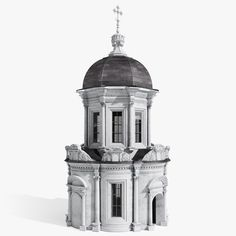 3d byzantine church